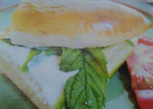 Yoğurtlu Sandviç