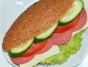 Kırmızı Sandviç