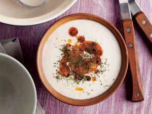 Sütlü Fındık Çorbası