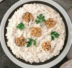 Cevizli Kereviz Salatası
