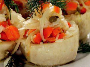 Zeytinyağlı Pirinçli Kereviz